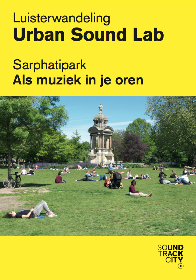 Luistergids Sarphatipark